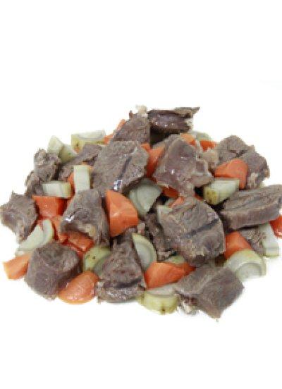 画像1: エゾ鹿肉と道産野菜のスープ煮 お買い得6ヶセット